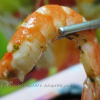 高雄市美食 餐廳 零食特產 零食特產 Mess Maker 蝦攪和冷凍鮮蝦料理 照片