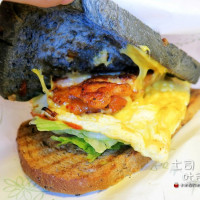 台北市美食 餐廳 速食 早餐速食店 土司吐司 照片