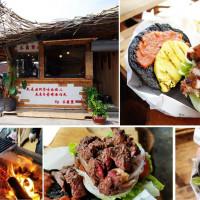 台南市美食 餐廳 中式料理 原民料理、風味餐 木 漢堡。原木炭烤漢堡聚落 照片