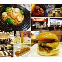 台中市美食 餐廳 異國料理 美式料理 傻子漢堡 照片
