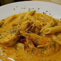 桃園市美食 餐廳 異國料理 義式料理 捲捲義意大利麵食店 照片