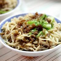 台南市美食 餐廳 中式料理 麵食點心 盧家麵食(里長乾麵) 照片