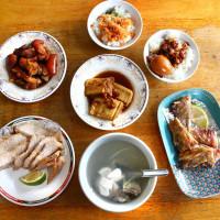 台南市美食 餐廳 中式料理 黑記鮮魚湯 照片