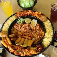 台中市美食 餐廳 異國料理 韓式料理 OMAYA春川炒雞-台中漢口店 照片