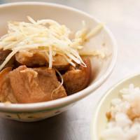 彰化縣美食 餐廳 中式料理 小吃 天公壇爌肉飯 照片