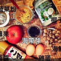 台中市美食 餐廳 素食 素食 米蔬料理-早餐 照片