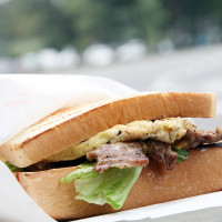 台南市美食 餐廳 異國料理 多國料理 客兄早餐HaKka bro 照片