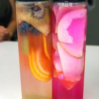 台南市美食 餐廳 飲料、甜品 飲料專賣店 MooBoo冒泡氣泡飲品專賣店 照片
