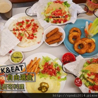 桃園市美食 餐廳 異國料理 墨西哥料理 Pick&Eat自由選食 照片
