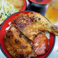 台南市美食 攤販 台式小吃 鄉舟燒肉飯 照片