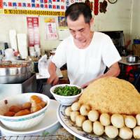 台南市美食 攤販 台式小吃 海安路無名燒肉飯 照片
