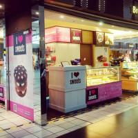 台北市美食 餐廳 烘焙 蛋糕西點 I Love Sweets甜心蛋糕(微風台北車站) 照片
