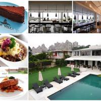 新北市美食 餐廳 異國料理 多國料理 BLUE VILLA藍舍海景餐酒 照片