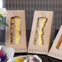 台南市美食 餐廳 異國料理 異國料理其他 早鳥手作三明治 照片