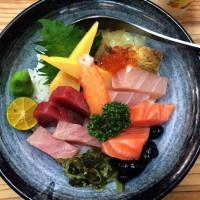 台北市美食 餐廳 異國料理 日式料理 九久生魚片專賣 照片