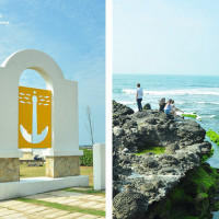 新北市休閒旅遊 景點 海邊港口 北海岸景點推薦 照片