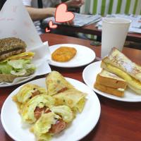 台北市美食 餐廳 速食 早餐速食店 好口福早午餐 照片