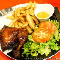 台北市美食 餐廳 異國料理 異國料理其他 polleria秘魯炭火烤雞專賣 照片