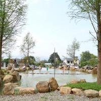 南投縣休閒旅遊 住宿 露營地 龍坑農場親子露營區 照片
