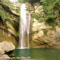 嘉義縣休閒旅遊 景點 景點其他 青雲瀑布(情人瀑布) 照片