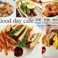 台南市美食 餐廳 咖啡、茶 歐式茶館 Good day cafe  早午餐 輕食 咖啡 照片