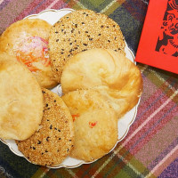 台中市美食 餐廳 零食特產 零食特產 吉圓品伴手禮鮮餅舖 照片