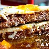 台北市美食 餐廳 異國料理 美式料理 AK12美式小館 照片