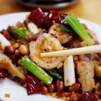 台中市美食 餐廳 中式料理 小吃 奇香小館 照片