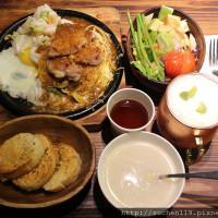 台中市美食 餐廳 異國料理 異國料理其他 鐵板伍味(一中店) 照片