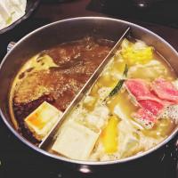 台北市美食 餐廳 火鍋 麻辣鍋 史記精緻鴛鴦鍋(安和涮涮屋) 照片