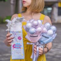 高雄市美食 餐廳 飲料、甜品 飲料、甜品其他 綿菓子工坊 Mianguozi Cotton Candy 照片