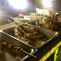屏東縣美食 攤販 攤販燒烤 林家師傅燒烤 照片