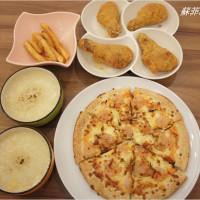 新北市美食 餐廳 速食 披薩速食店 莎巴瓦披薩 照片
