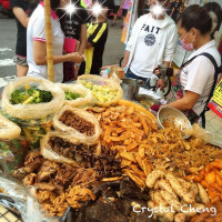 台中市美食 餐廳 中式料理 小吃 2486辣脆腸 照片