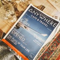 台北市美食 餐廳 咖啡、茶 咖啡館 Anywhere Cafe & Travel 照片