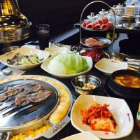 台北市美食 餐廳 餐廳燒烤 燒肉 新麻蒲海鷗台灣2號店마포갈매기 照片