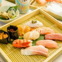 台北市美食 餐廳 異國料理 日式料理 魚バカ壽司 照片