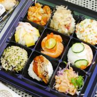 台北市美食 攤販 壽司 爭鮮外帶 SUSHI TAKE - OUT(國光店) 照片