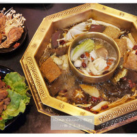 台中市美食 餐廳 火鍋 麻辣鍋 帝珍燒雞公-四川麻辣鍋 照片