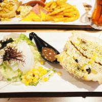 桃園市美食 餐廳 速食 早餐速食店 豐滿總匯三明治 (分店) 照片