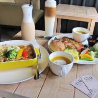 台南市美食 餐廳 異國料理 義式料理 台南Double 9早午餐.咖啡 照片