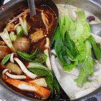 高雄市美食 餐廳 火鍋 麻辣鍋 老成都巴蜀麻辣鍋 照片