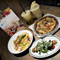 台北市美食 餐廳 異國料理 義式料理 Pizza CreAfe客意比薩 照片