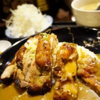 高雄市美食 餐廳 異國料理 日式料理 天狗咖哩家 照片