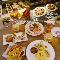 台中市美食 餐廳 異國料理 Rilakkuma Café 拉拉熊咖啡廳 (台中中港店) 照片