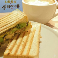 新竹市美食 餐廳 咖啡、茶 咖啡館 鹿可咖啡 LOOK CAFE 照片