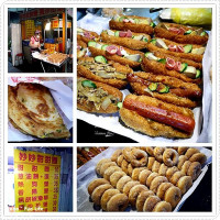 台中市美食 攤販 台式小吃 妙妙甜甜圈 照片