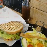 台南市美食 餐廳 異國料理 異國料理其他 板烤堂吐司烤物 照片