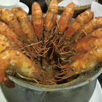 新竹市美食 餐廳 中式料理 熱炒、快炒 蝦暢複合式餐廳 照片