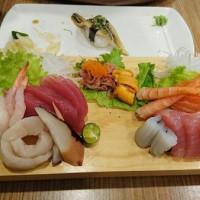台中市美食 餐廳 異國料理 柿壽司 照片